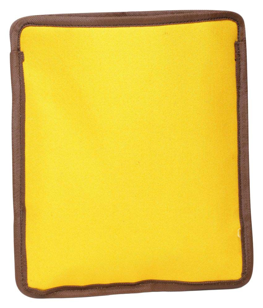 Campus Sutra Yellow Laptop Cases
