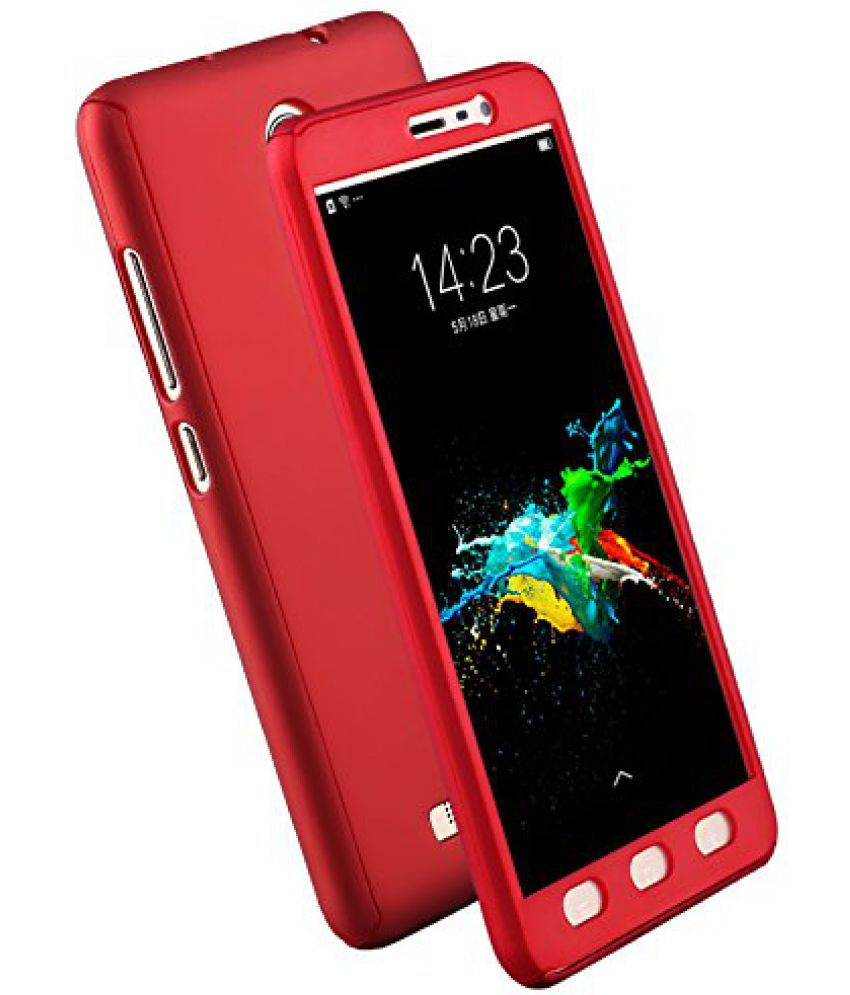 buy popular d612a 1e846 Apple iPhone 6S Plus Plain Cases Kosher Traders - Red