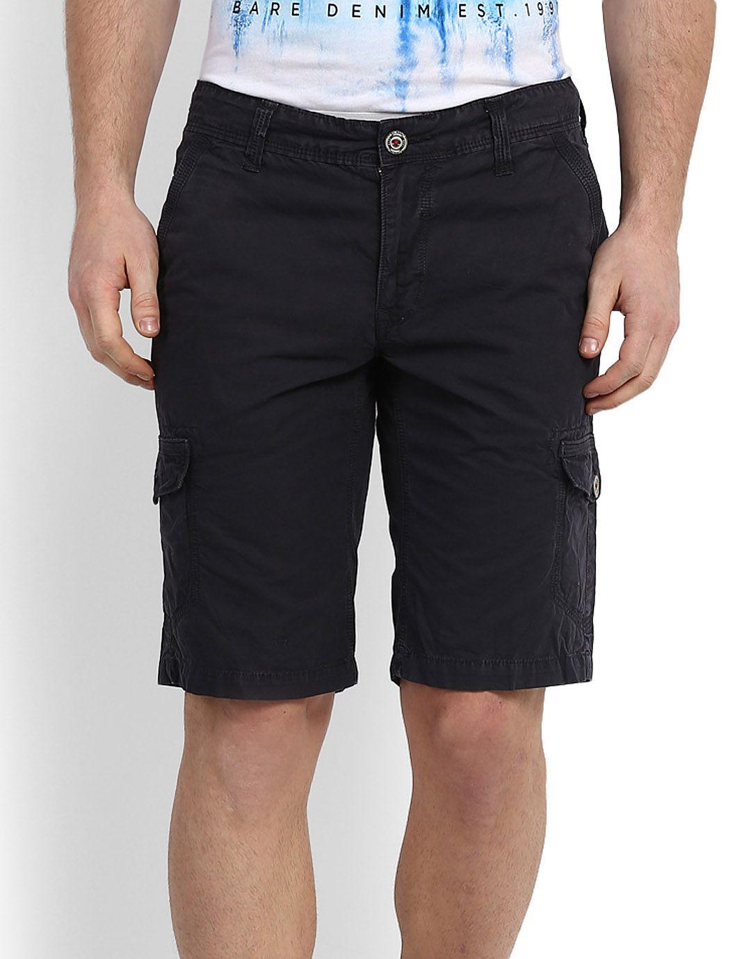 LAWMAN pg3 Black Shorts