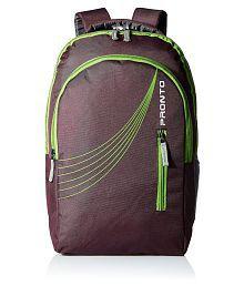 Pronto Purple Backpack