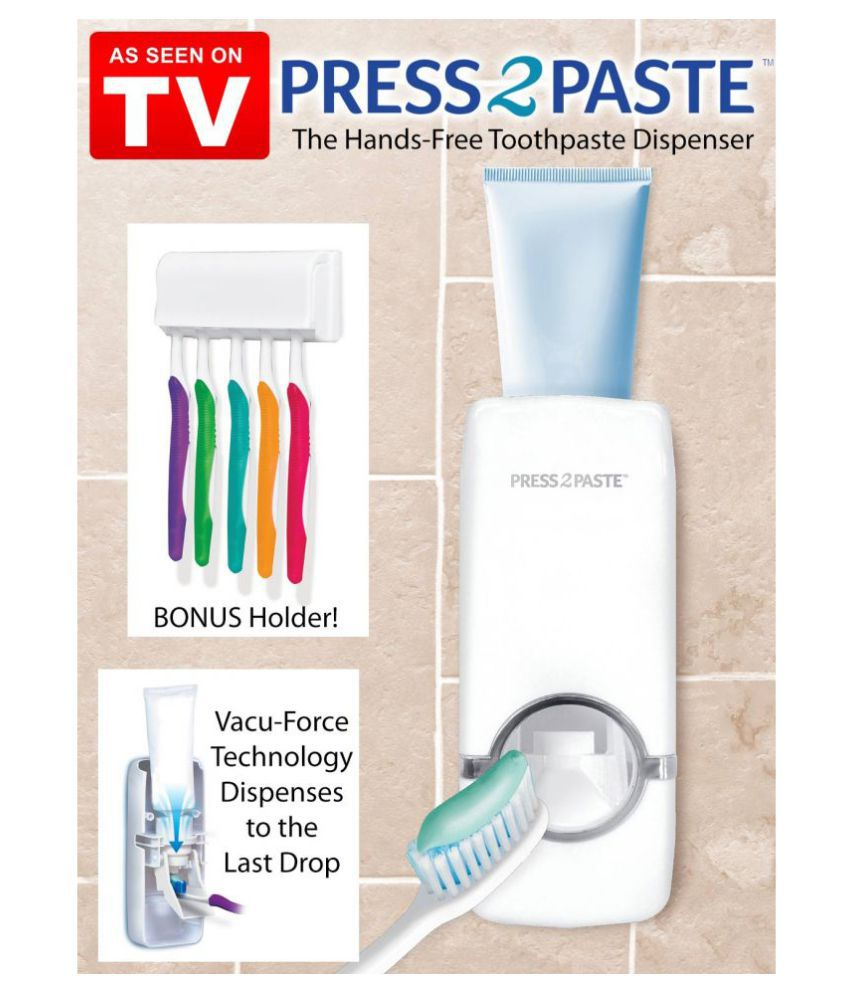 PRESS2PASTE Standard Oral Kit