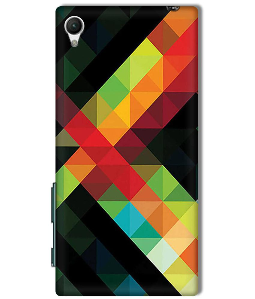 Xperia Z5 Plus Printed Cover By LOL