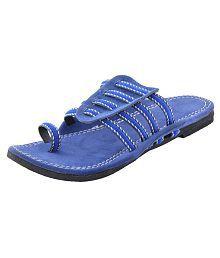 Royaal Blue Designer Shoe