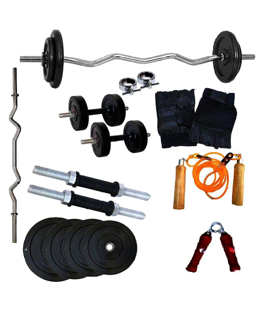 Wolphy kg home gym set available at snapdeal for rs