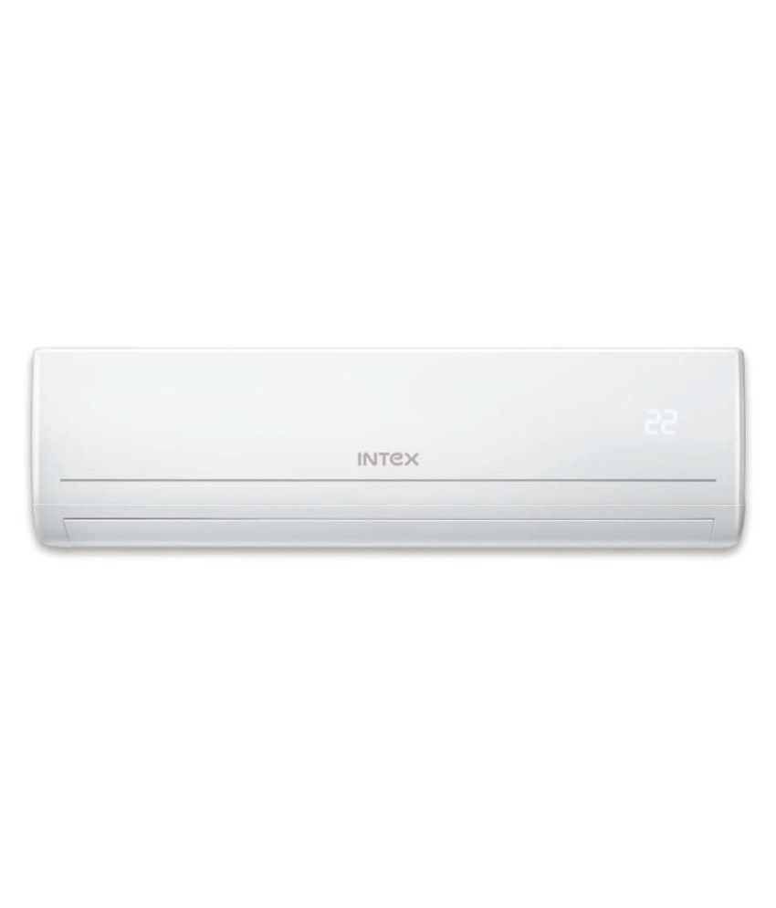 Intex 1.5 Ton 3 Star SA18CU3CGED-BR Split Air Conditioner (2017 Model) Snapdeal Rs. 24990.00
