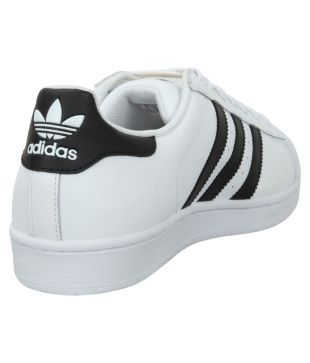 Adidas Superstar Sneakers White Casual