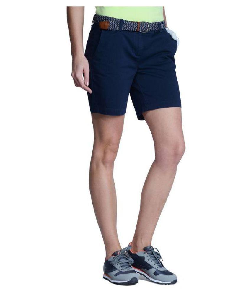 Inesis Navy Golf Shorts