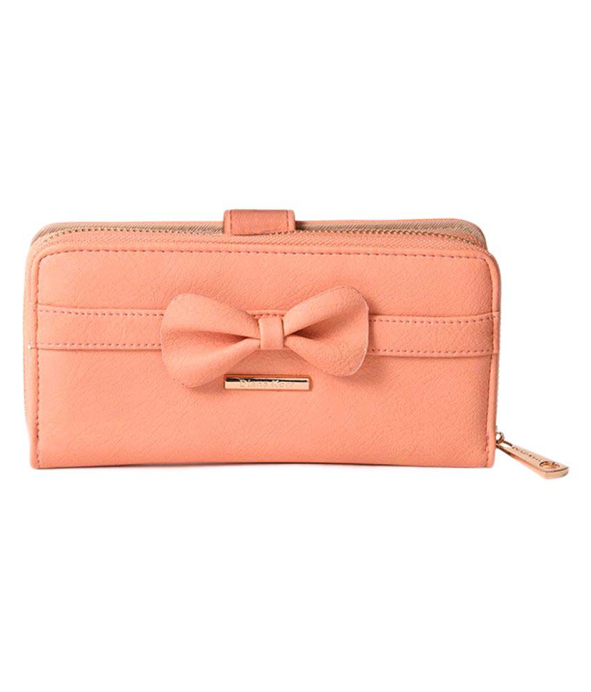 Diana Korr PeachPuff Wallet