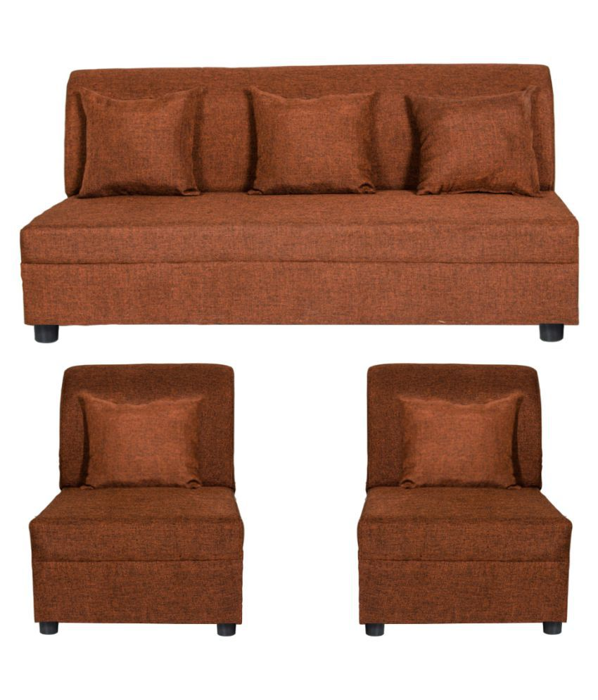 Gioteak Algeria Without Handle Sofa Set - Buy Gioteak Algeria Without Handle Sofa Set Online At Best Prices In India On Snapdeal