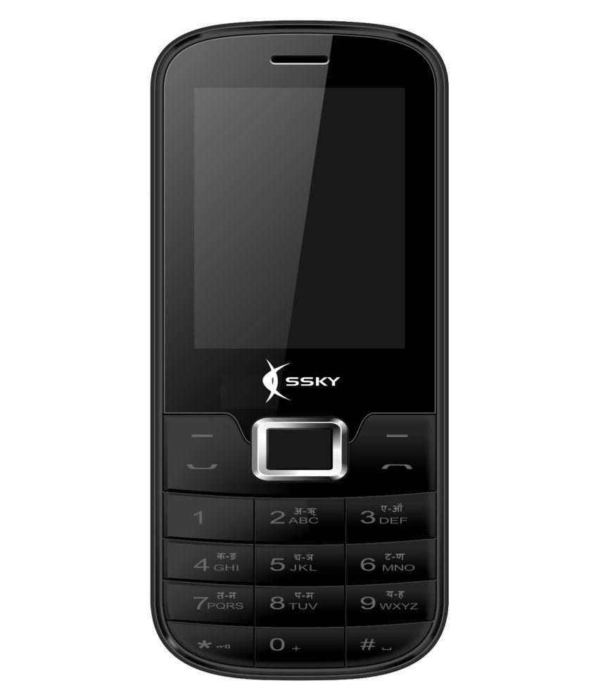 SSKY Reaching Life S800 128 MB Black