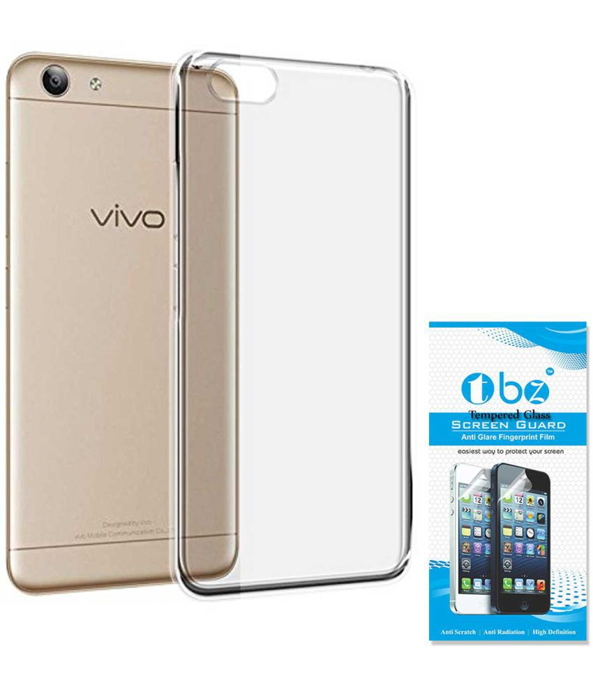 Vivo Y53 Cover Combo by TBZ