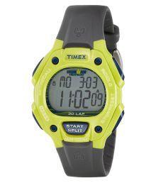 Timex T5k6846s Ironman Digital Grey Dial Unisex Watch