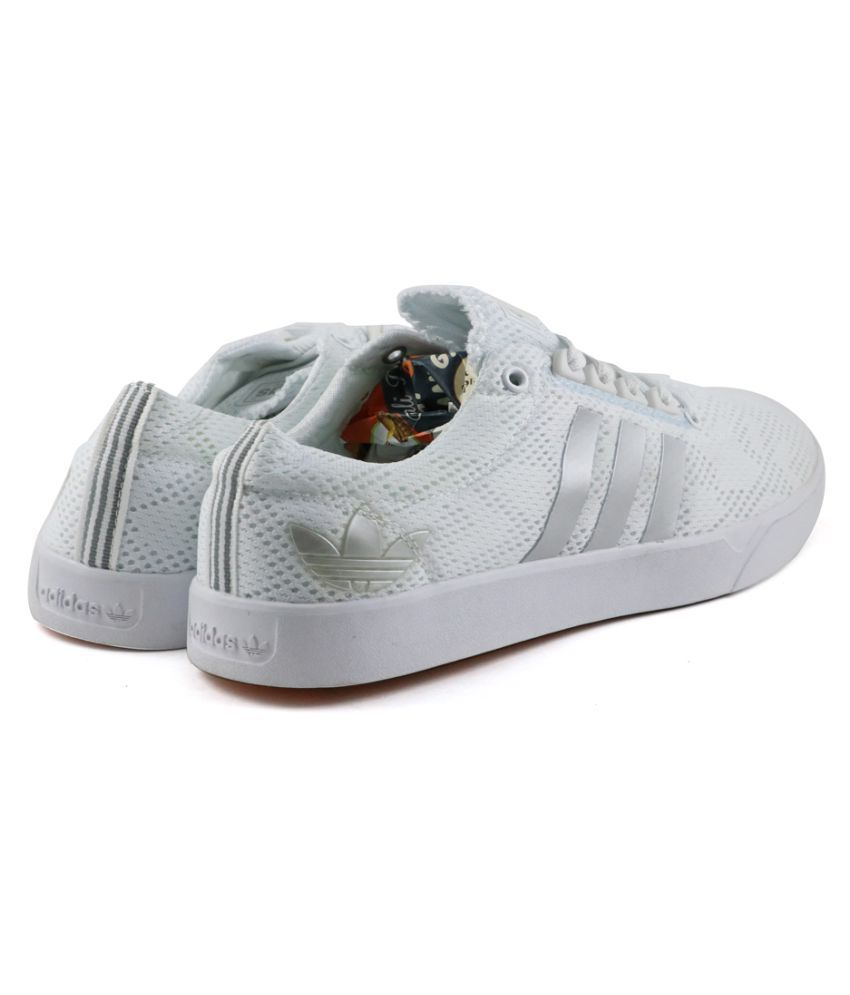 Adidas Neo 2 White Casual Shoes - Buy Adidas Neo 2 White Casual ... 638d1fbe0
