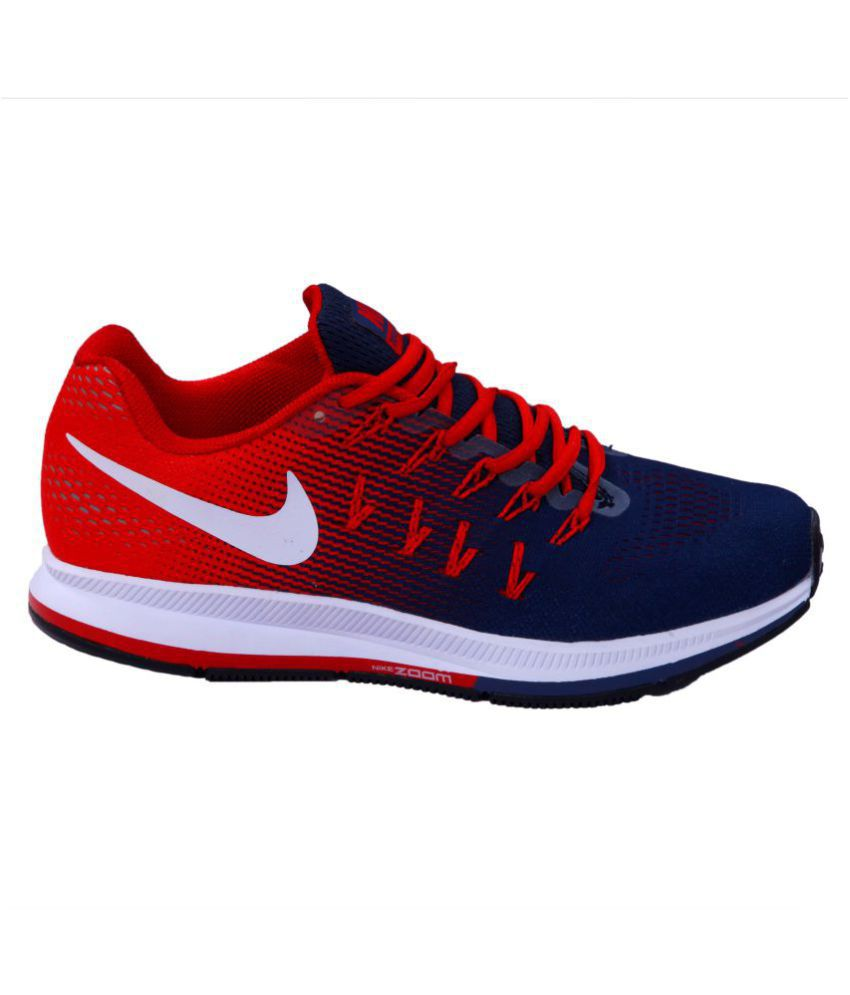 Nike AIR ZOOM PEGASUS 33 Multi Color Running Shoes - Buy Nike AIR ZOOM  PEGASUS 33 Multi Color Running Shoes Online at Best Prices in India on  Snapdeal
