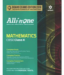 All in one Mathematics for Class 10 Paperback – 2017