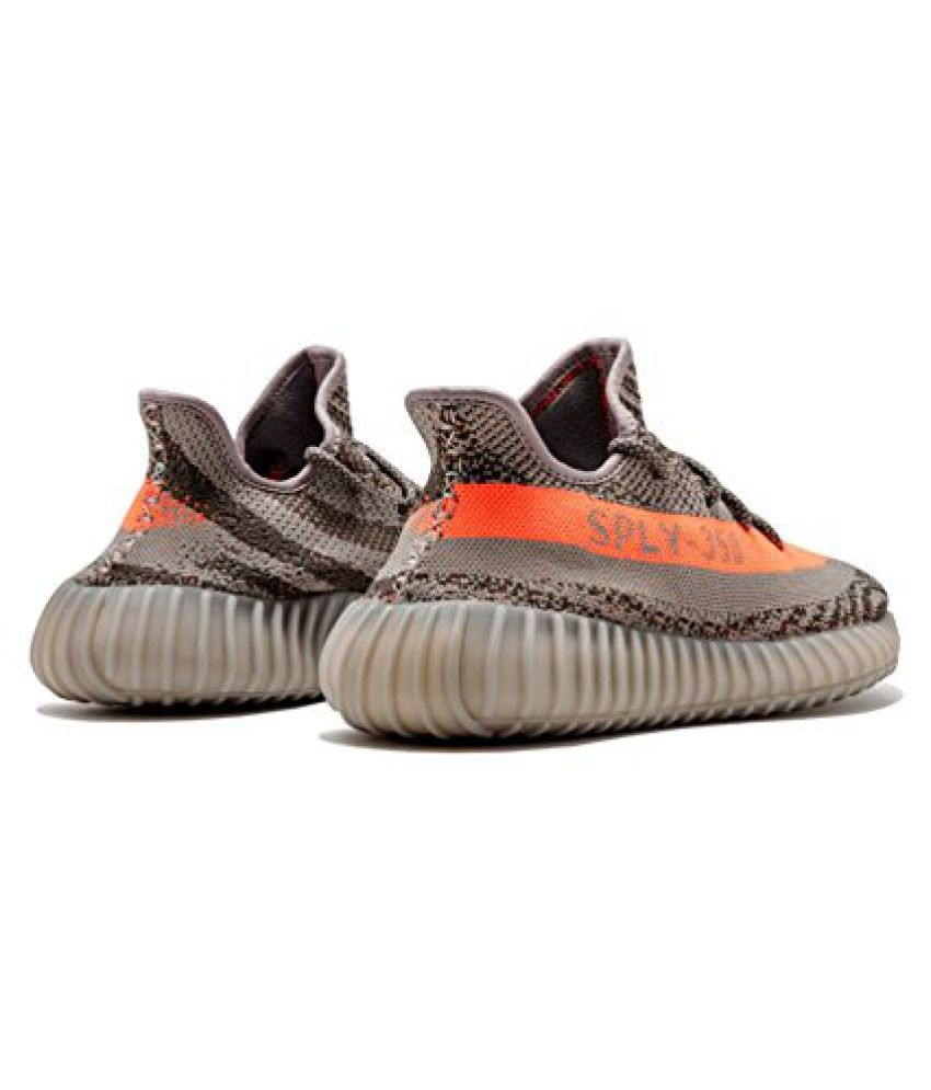 6a6f1488bf76a Adidas YEEZY SPLY 350 Gray Running Shoes - Buy Adidas YEEZY SPLY 350 ...