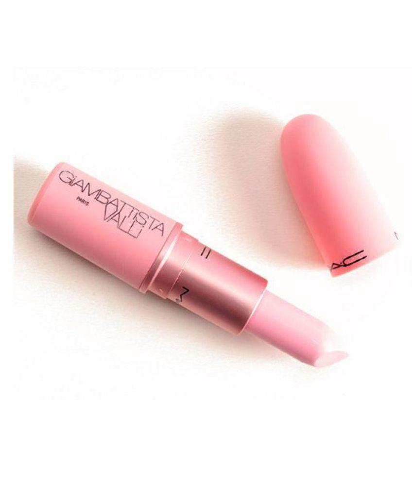 Mac Lipstick Baby Pink Real Doll Matte Finish 3 gm: Buy ...