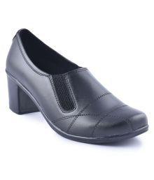 Royalshe Black Formal Shoes