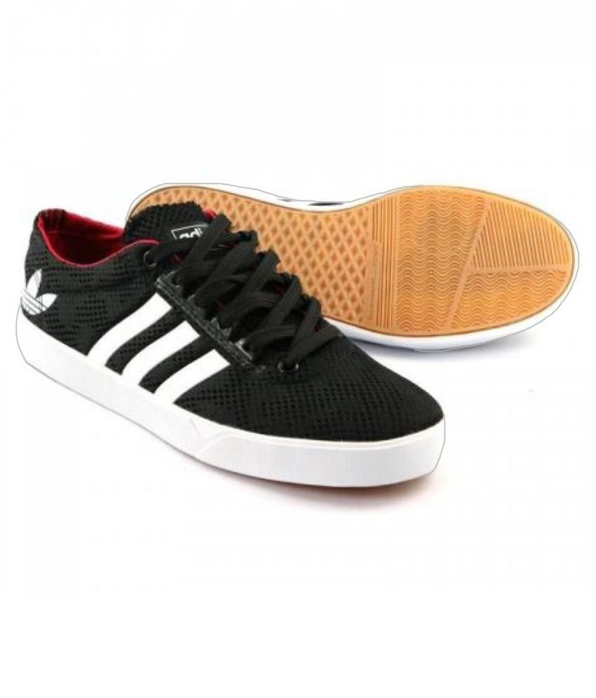 Adidas Neo 2 Sneakers Black Casual Shoes