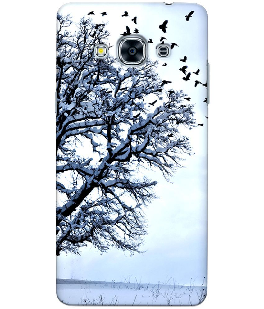 Samsung Galaxy J3 Pro Printed Cover By CRAZYINK
