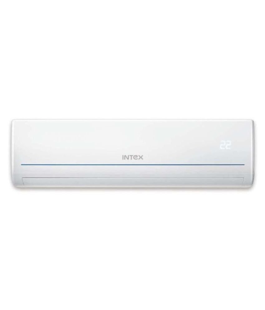 Intex 1.5 Ton 3 Star Sa18cu3cged-bl Split Air Conditioner Snapdeal Rs. 26500.00
