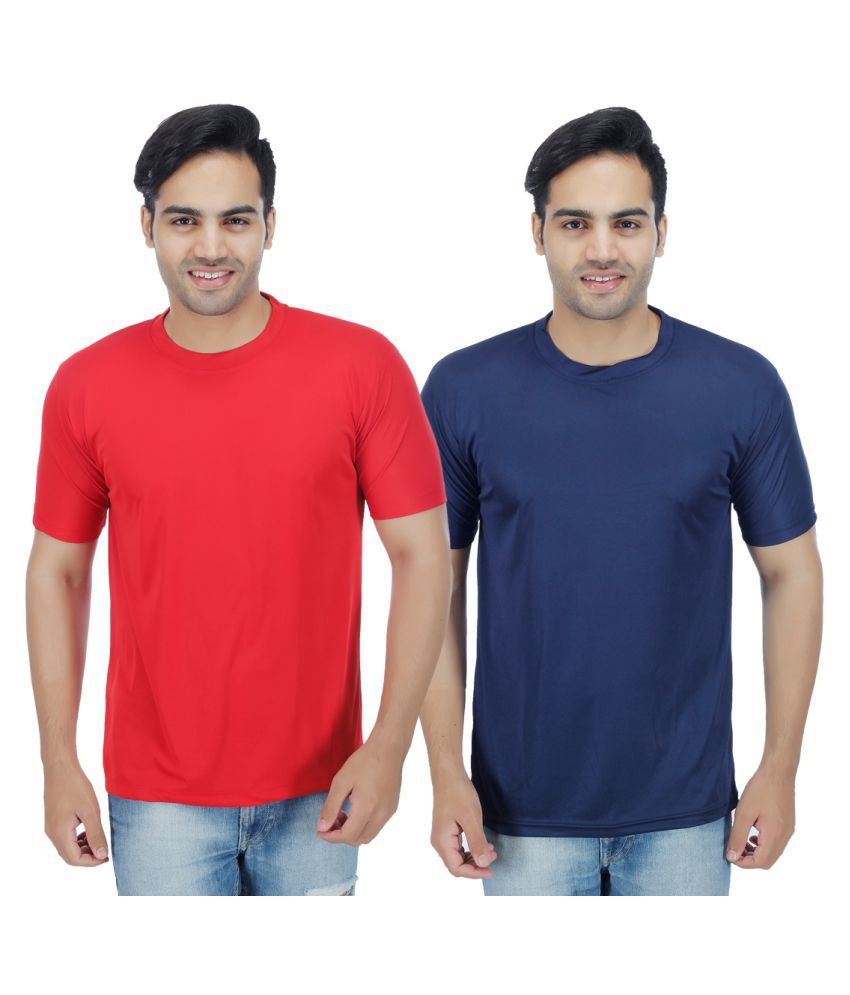 Muassa Multi Round T-Shirt Pack of 2