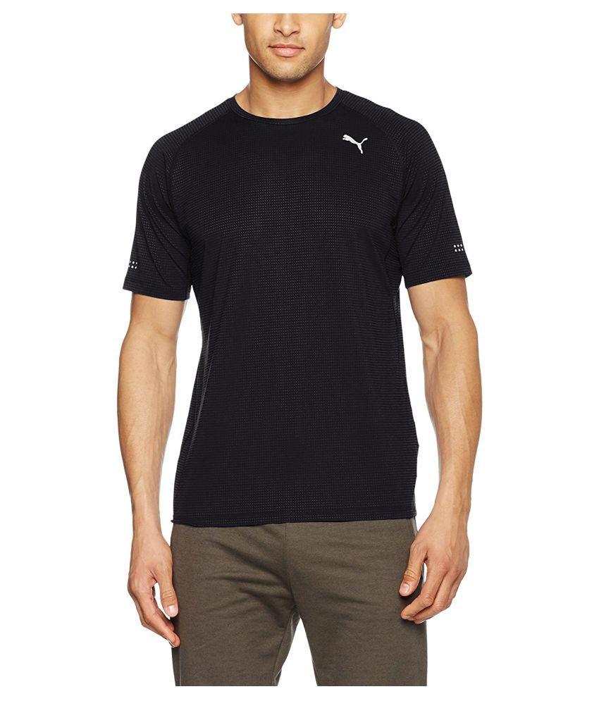 Puma Black T-Shirts