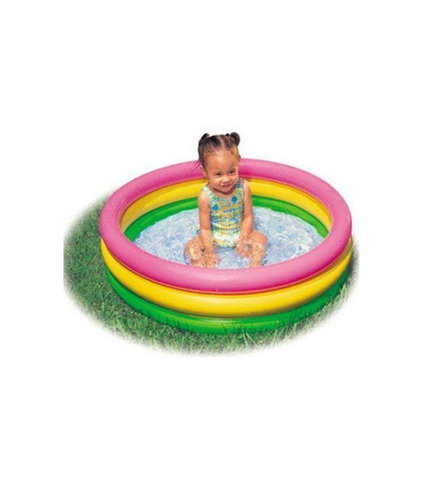 Intex Sunset Glow Baby Pool 2ft