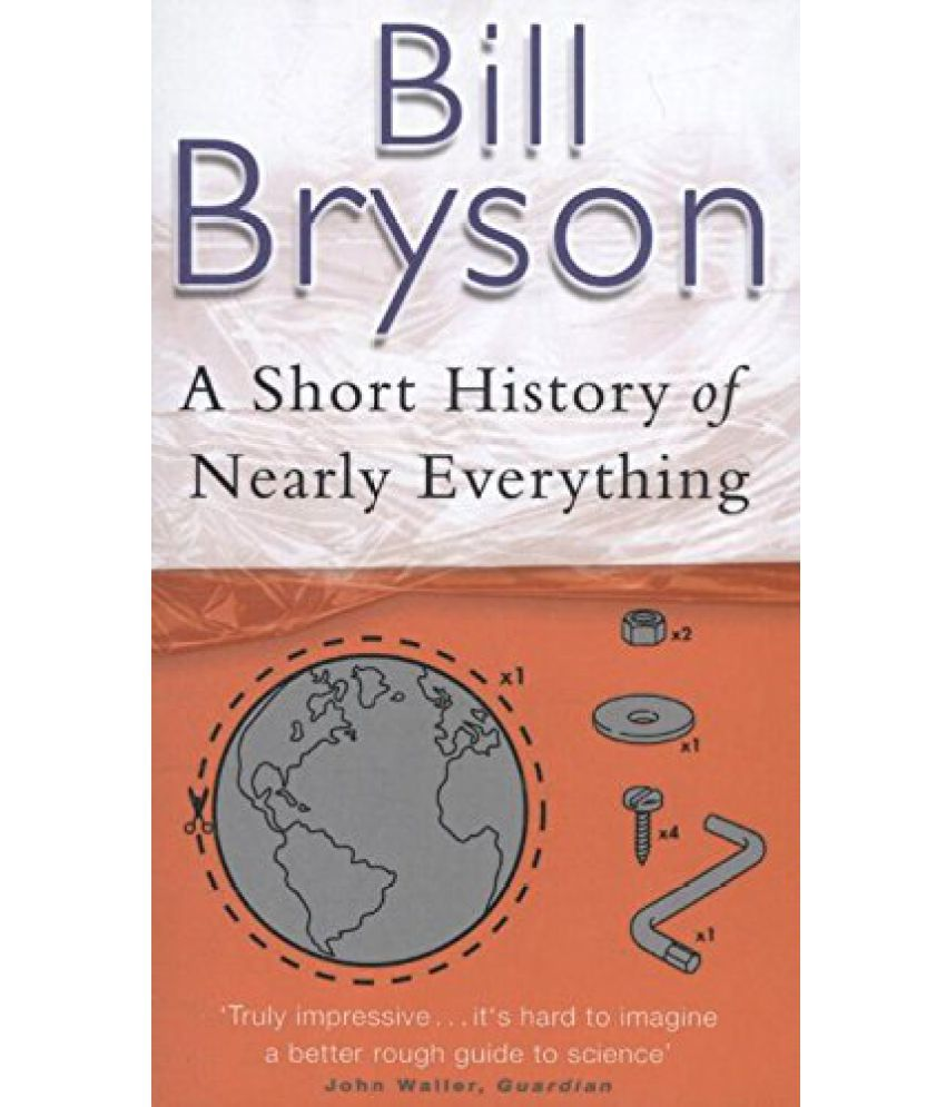 A Short History Of Nearly Everything Buy Online At Low Price In India On Snapdeal