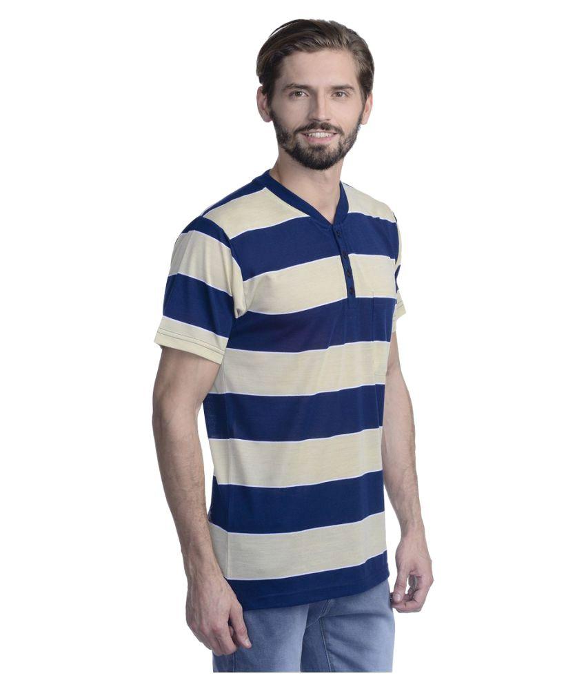 Porcupine Multi Henley T-Shirt