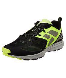 Li Ning Black Running Shoes