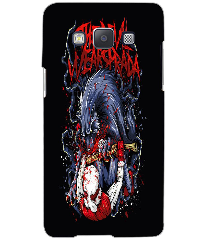 Samsung Galaxy A5 Printed Cover By PRINTSWAG