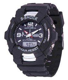 MT-G Analog Digital Wrist Watch For Boys