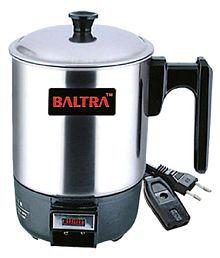 Baltra baltra 101 0.5 Liters 300 Watts Metal Electric Kettle
