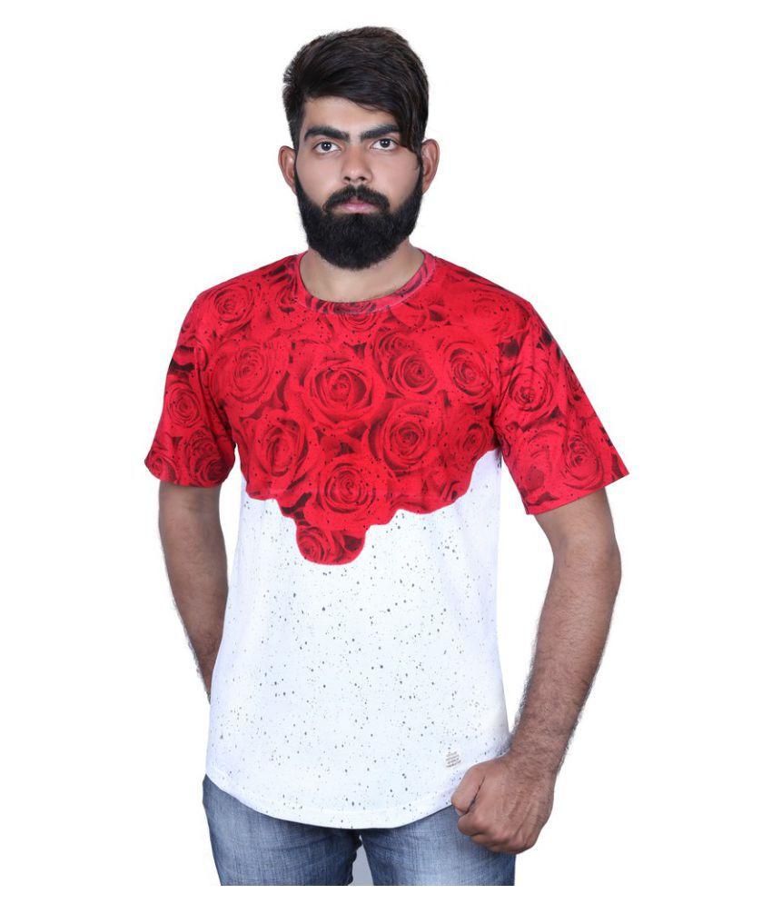 Storyteller Multi Round T-Shirt