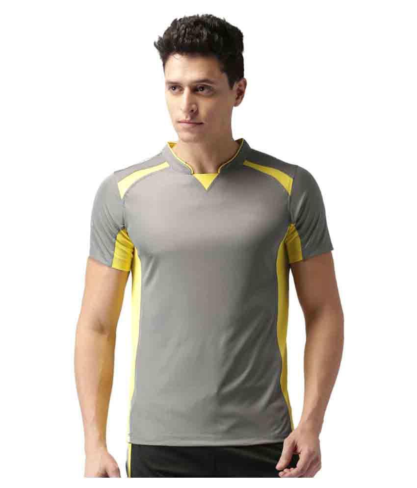 2GO Sweaty Grey Rugga T-shirt