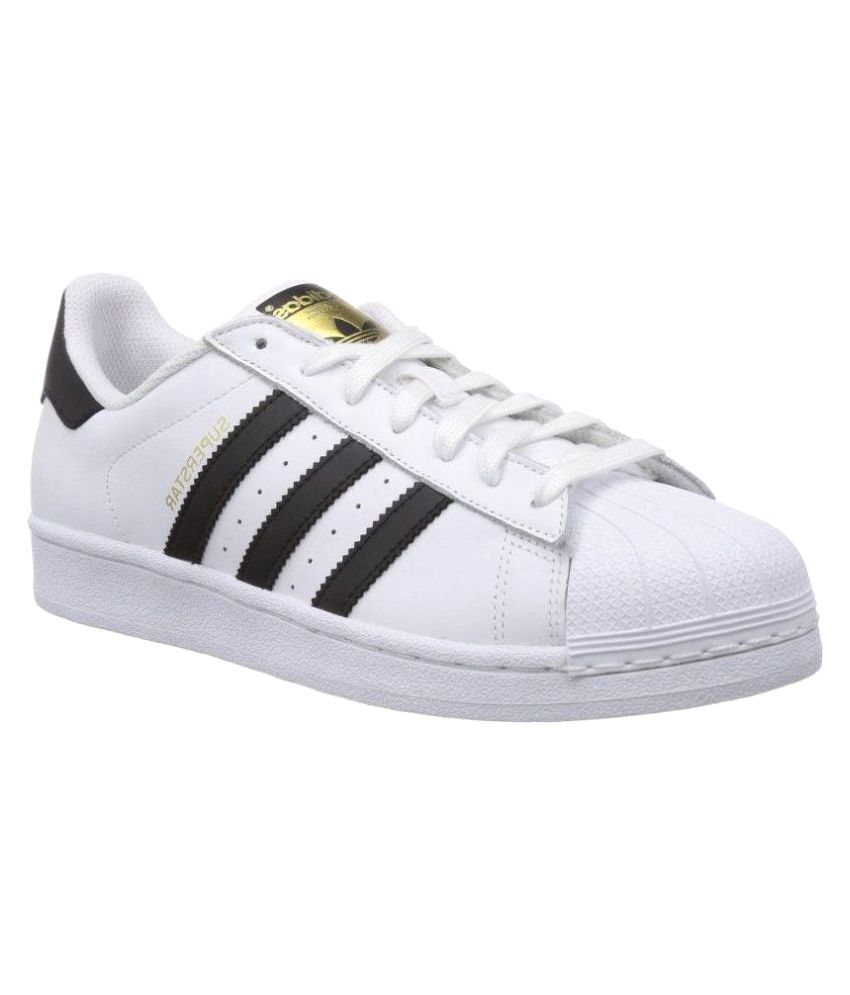 8ad606a4e422 Adidas Superstar Sneakers White Casual Shoes - Buy Adidas Superstar Sneakers  White Casual Shoes Online at Best Prices in India on Snapdeal