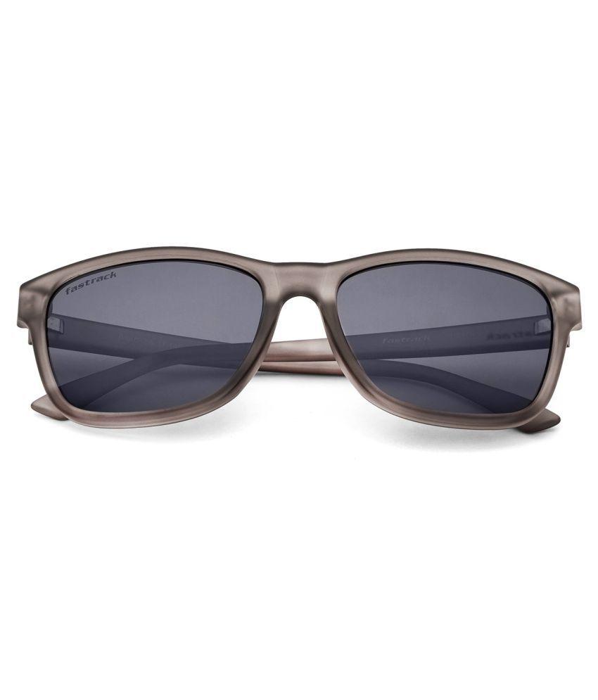 800dd73945 Fastrack Black Wayfarer Sunglasses ( P357BK2 ) - Buy Fastrack Black ...