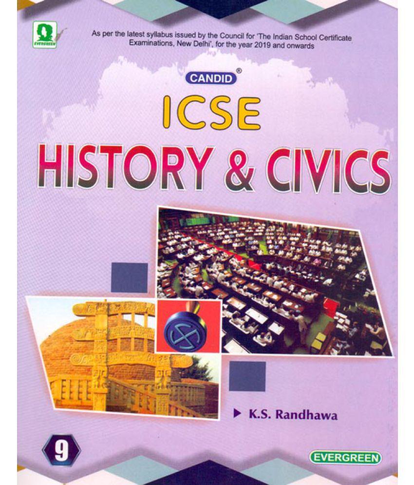 Candid (ICSE) Histrory & Civics Class - 9