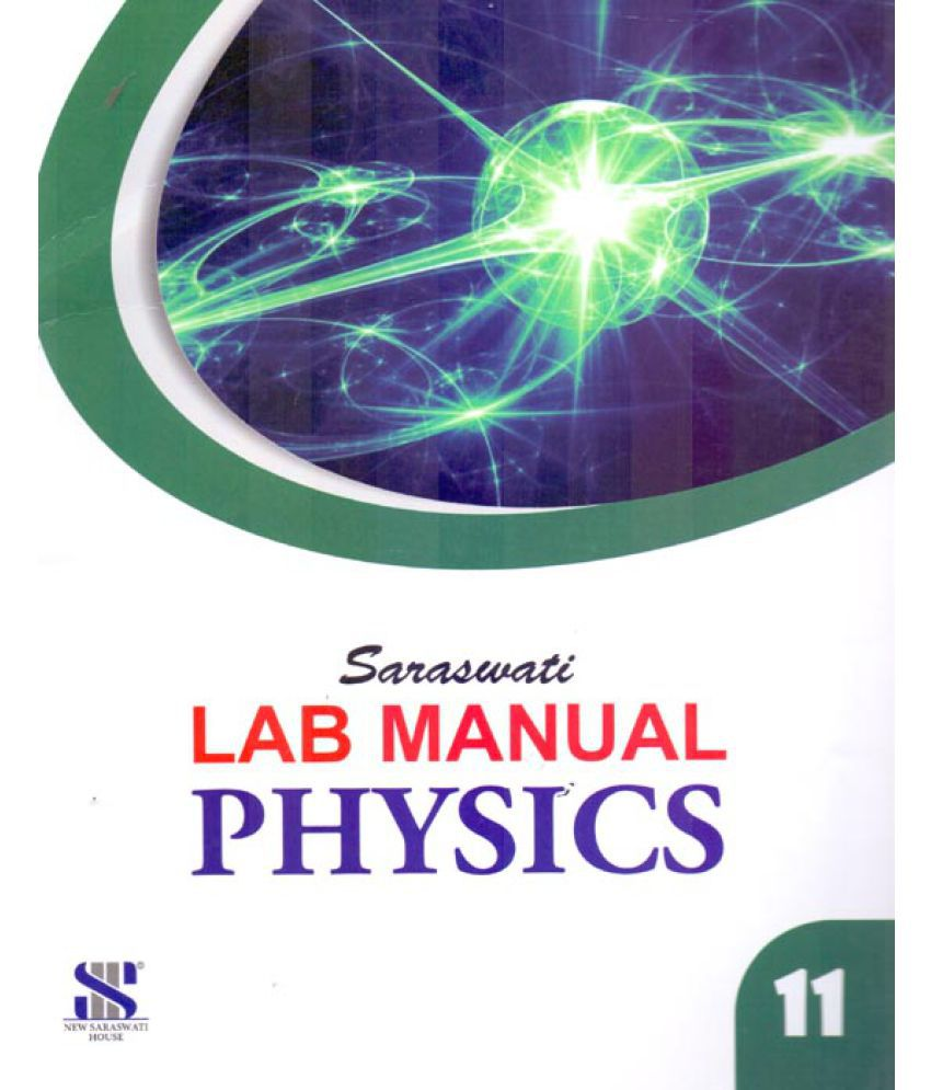 Saraswati Physics Lab Manual Class - 11