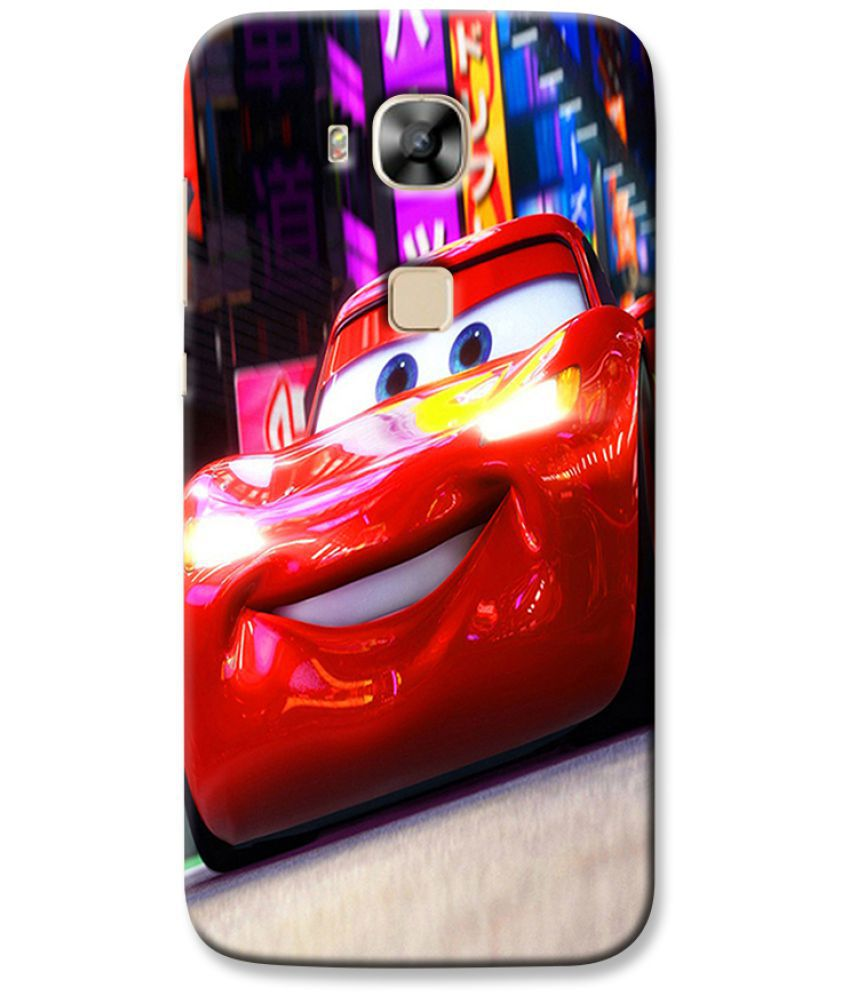 Huawei G8 Printed Cover By Cell First