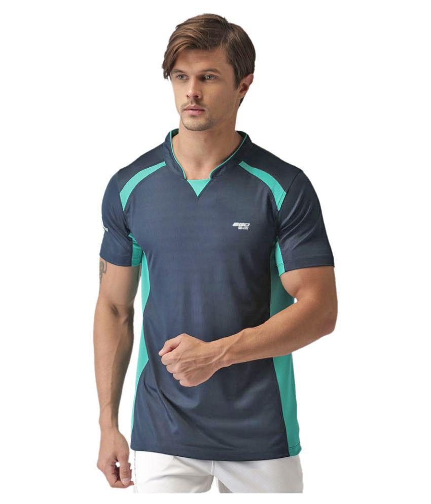 2GO Dare Navy Rugga T-shirt