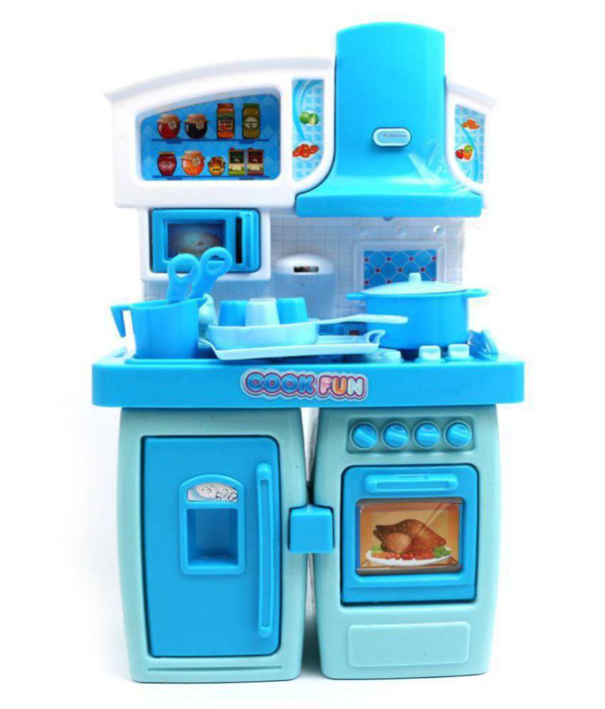 Fashion House Kitchen Set Light & Sound With Doll - Buy Fashion ...
