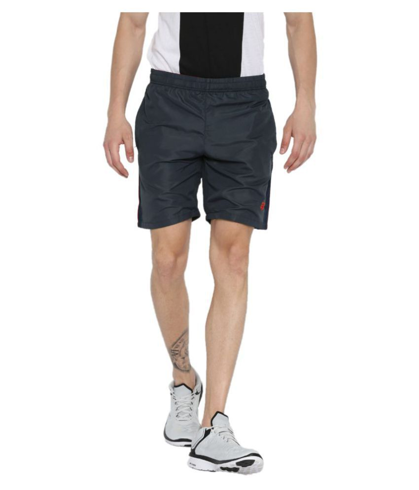 Fifty Two Black Shorts