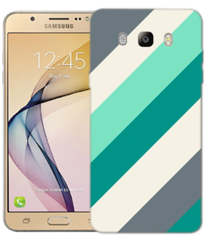 Samsung Galaxy On5 (2016) Printed Cover By Silver Ink