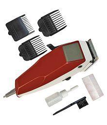 Kemtech FYC Professional Hair Clipper Beard Trimmer ( Maroon )
