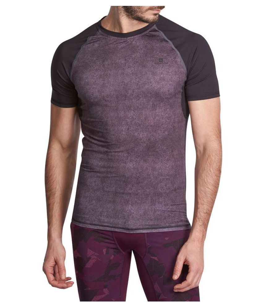DOMYOS Muscle Bodybuilding Compression T-shirt
