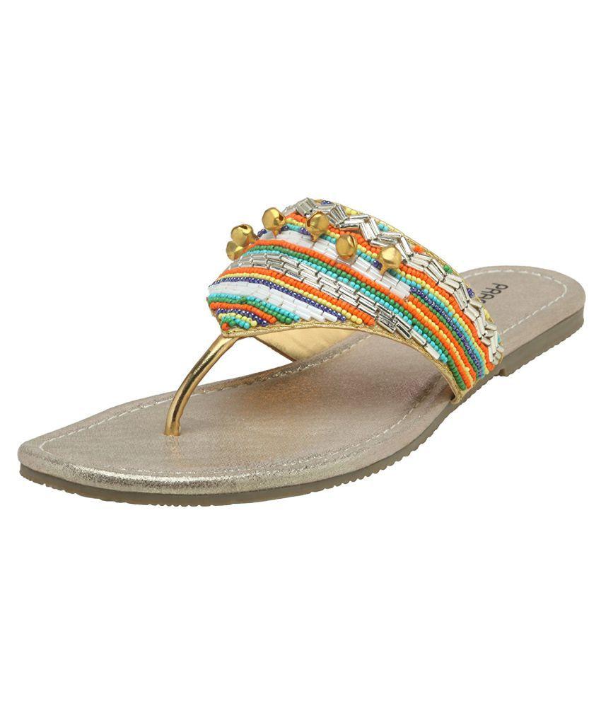 100% original cheap price buy cheap enjoy pranisha footwear Multi Color Flats XzIXZIOuN