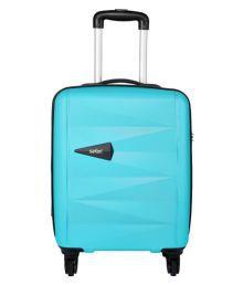 Safari Cyan M( Between 61cm-69cm) Check-in Hard Luggage