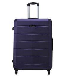 Safari Purple S (below 60cm) Cabin Hard Luggage